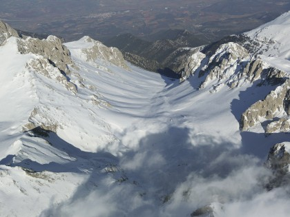 Mountains of Central Greece - Ski Touring Trip