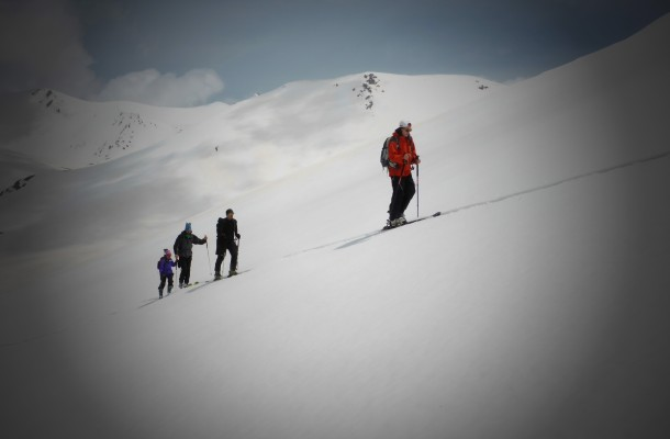 North Giants- Ski Touring Trip