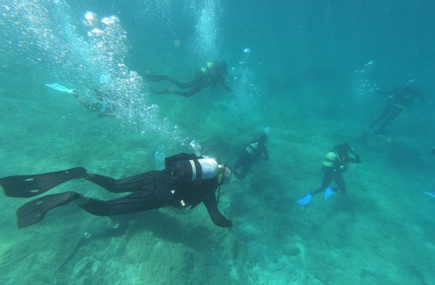 DIVING SCHOOL - Open Water Certification