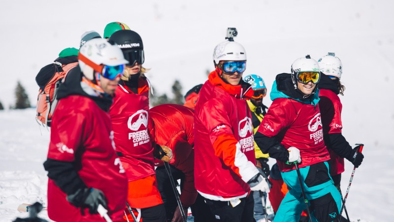 Freeride Contest Mt. Helmos 2015