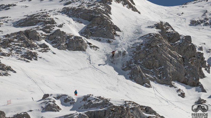 Freeride Contest Gr powered by Audi Gratsias -  A Great Success